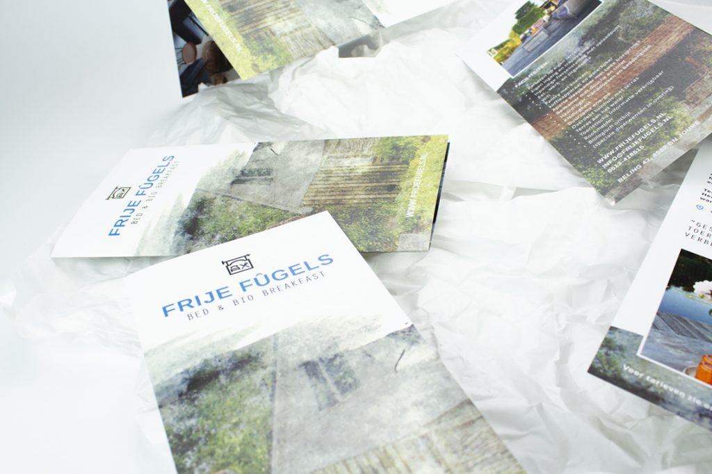 flyer, drukwerk, promotie, Friesland